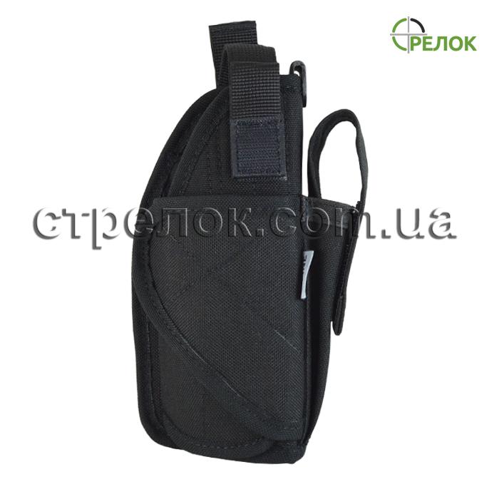 MOLLE-совместимая универсальная  кобура A-line СМ17 черная