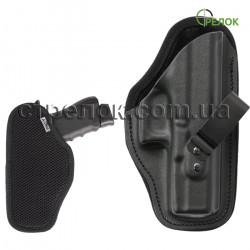 Кобура внутрибрючная A-line ПК1 для Глок-17, пластик/синтетика
