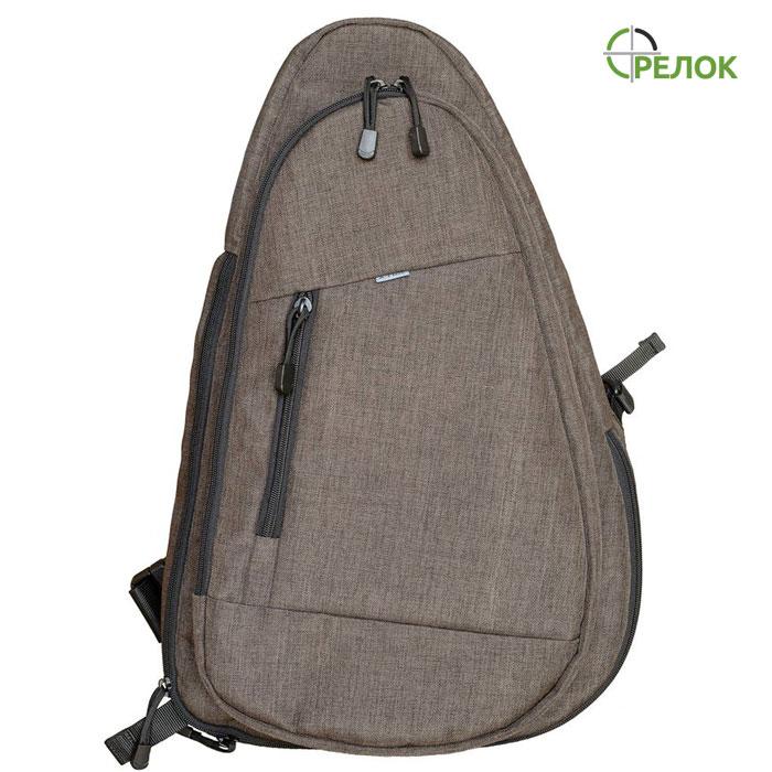 Чехол оружейный синтетический A-line Ч24 для АКСУ, коричневый