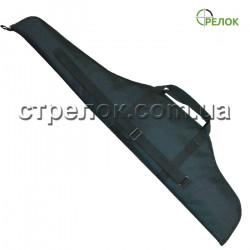 Чехол синтетический для винтовки с оптикой Медан 2167 (120 см, черный)
