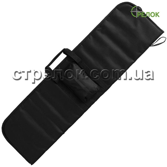 Чехол Стрелок для помпового ружья 110 см, черный