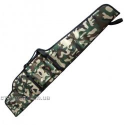 Чехол для винтовки 115 см, камуфлированный