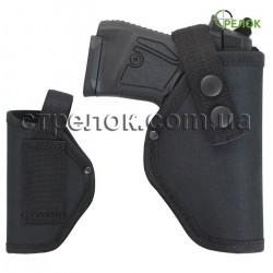 Кобура поясная Стрелок для Stalker 914 синтетическая, черная