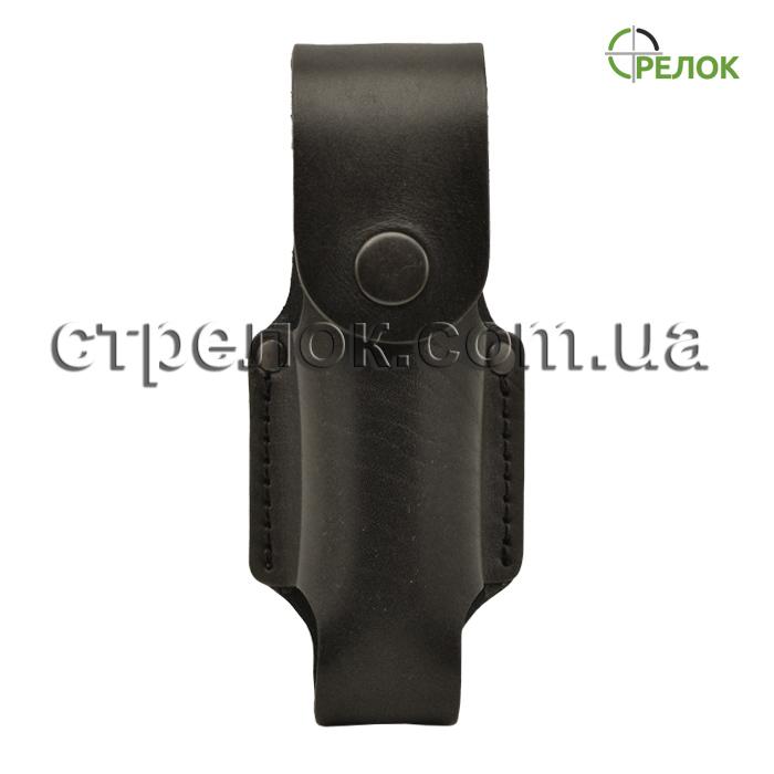 Чехол Стрелок для газового баллончика Терен-4, кожаный