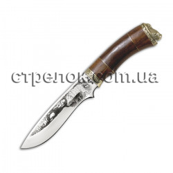 Нож охотничий Кабан-2 (с рисунком)