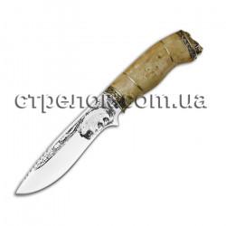 Нож охотничий Кабан-3 (с рисунком)