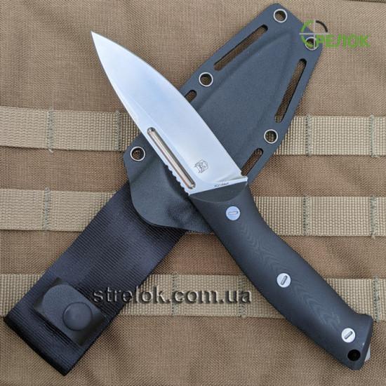 Нож нескладной Real Steel Gardarik (3737)