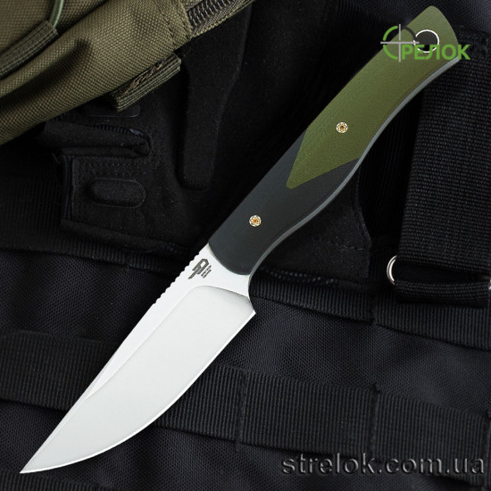 Нож нескладной Bestech Knife HEIDI BLACKSMITH#1 (BFK01A)