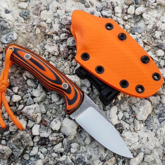 Нож ручной работы Activator M (сталь N690)