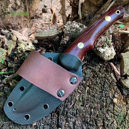 Нож ручной работы Companion №2 (сталь N690)
