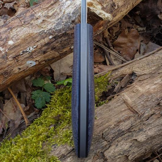 Нож ручной работы Горобець + ножны кайдекс