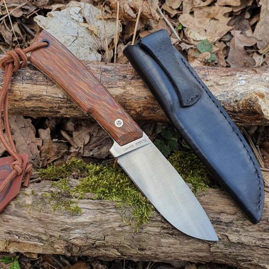 Нож ручной работы Малыш (сталь Elmax)