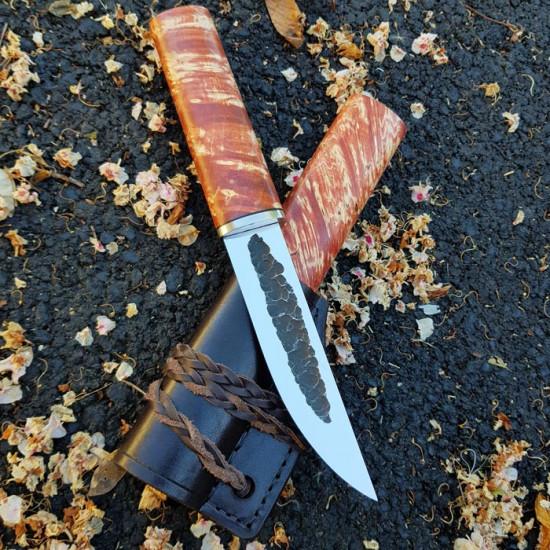 Нож ручной работы Якут №10