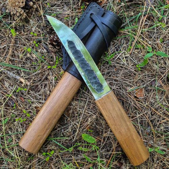 Нож ручной работы Якут №17