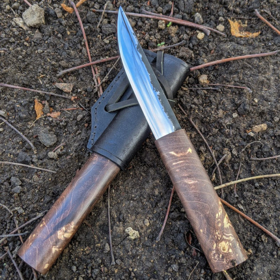 Нож ручной работы Якут №35