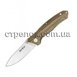 Нож складной GW 530 (рукоять - пластик G10)