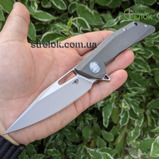 Нож складной Bestech Knife SHRAPNEL (BT1802A)