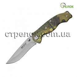 Нож складной 00597 (рукоять- металл)