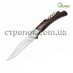 Нож складной 4084 EWPR (рукоять - дерево)