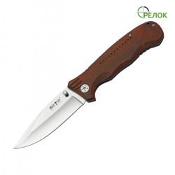 Нож складной  6268 K (рукоять - дерево)