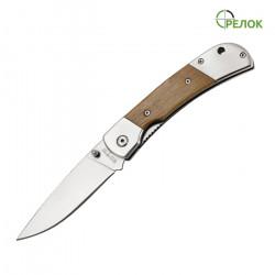 Нож складной  6322 ACW (рукоять - дерево, металл)