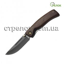 Нож складной 6354 W  (рукоять - палисандр)