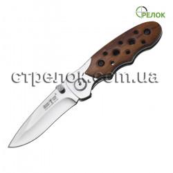 Нож складной GW 00255 (рукоять - дерево)