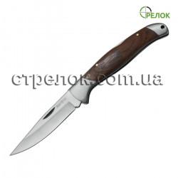 Нож складной GW 0924 A (рукоять - дерево, металл)