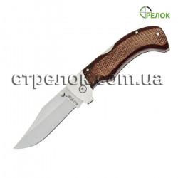 Нож складной GW 01697 (рукоять- металл, дерево)