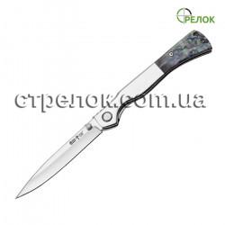 Нож складной GW 01752 (рукоять- металл, пластик)