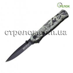 Нож складной GW 10179 (рукоять - пластик)