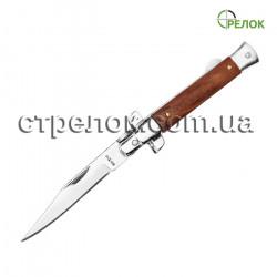 Нож складной GW 957 W (рукоять - дерево, металл)