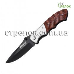 Нож складной GW 967-45 (рукоять - дерево, металл)