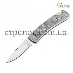 """Нож складной подарочный """"Волк"""""""