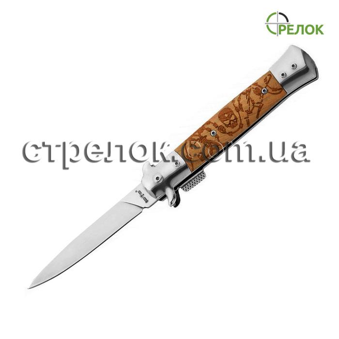 Нож выкидной (стилет) GW 6687 W