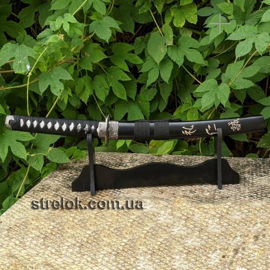 Короткий меч Танто №2 на подставке