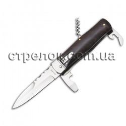 Нож выкидной GW 8042 (рукоять - палисандр)