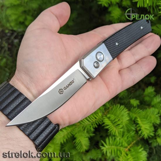 Нож выкидной Ganzo G7361-BK