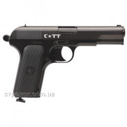 Пистолет пневматический Crosman C - TT