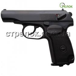 Пистолет пневматический MP-654K (32 серия) черная рукоять