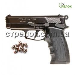 Пистолет под патрон Флобера СЕМ ПТФ-1