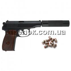 Пистолет под патрон Флобера СЕМ ПМФ-1 МП