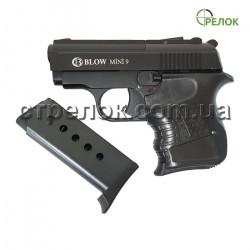 Пистолет стартовый Blow MINI-9 с дополнительным магазином