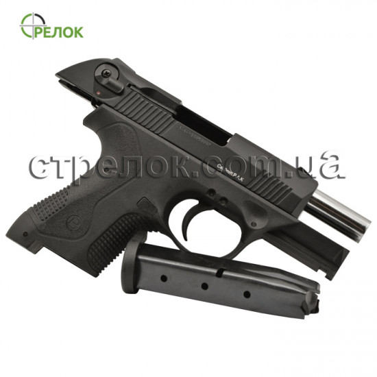 Пистолет стартовый Blow TR 14 с дополнительным магазином