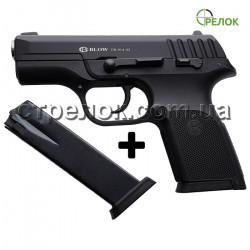 Пистолет стартовый Blow TR 914 02 с дополнительным магазином