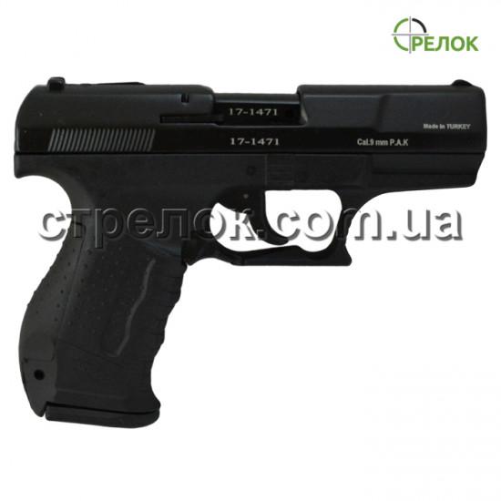 Пистолет стартовый Baredda Z88 Black