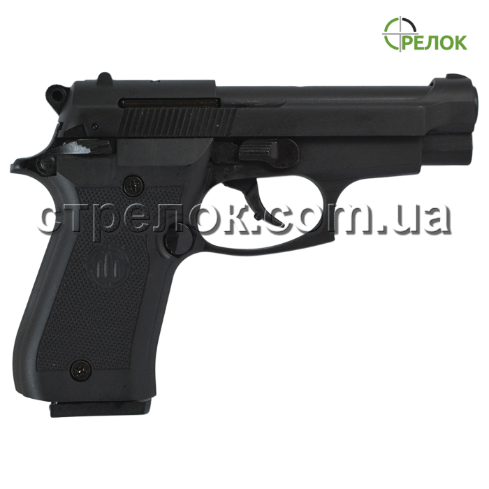 Пистолет стартовый Retay 84FS Black