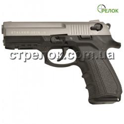Пистолет стартовый Stalker 2918 S Titanium
