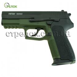 Пистолет стартовый Retay 2022 Olive
