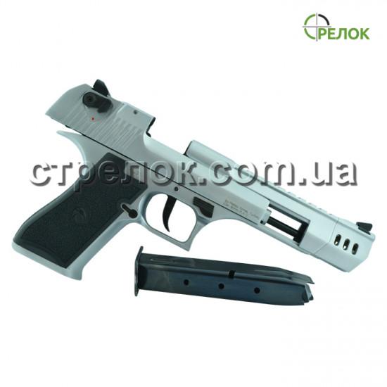 Пистолет стартовый Retay Eagle XU Chrome